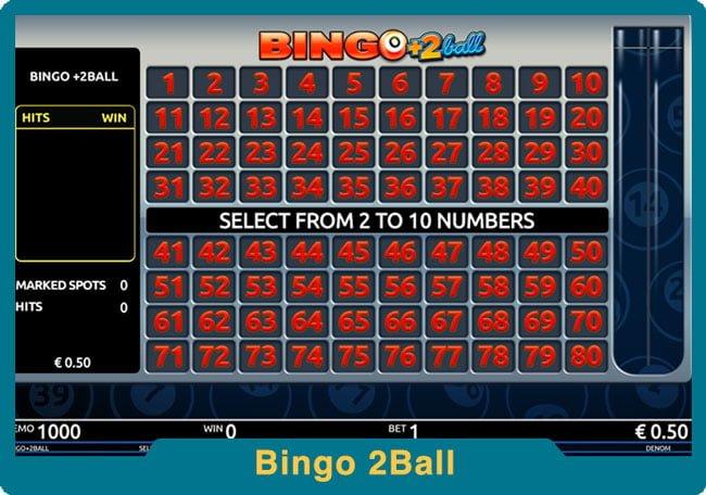 Bingo 2Ball