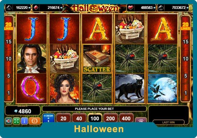 Halloween Slot