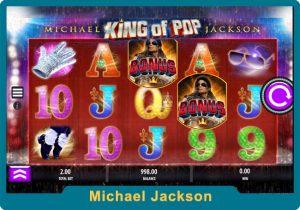 Michael Jackson Slot