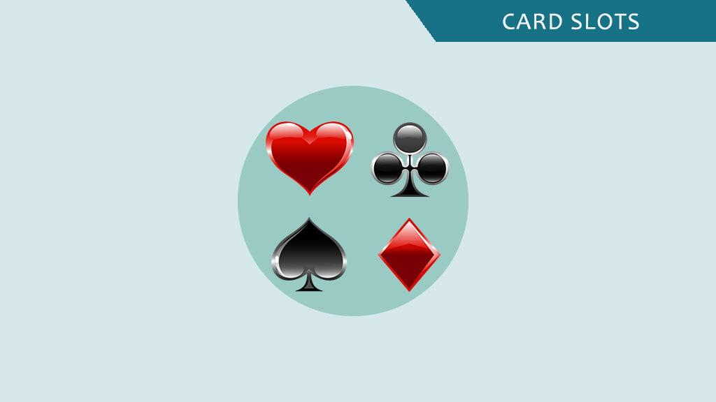 Card slots