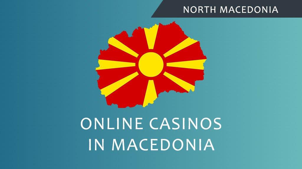Online casinos in Macedonia