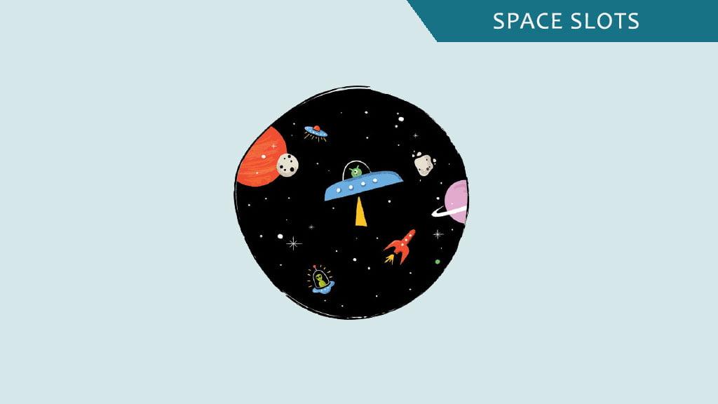 Space slots