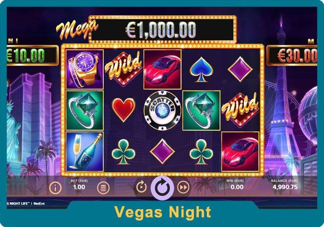 Vegas Night slot